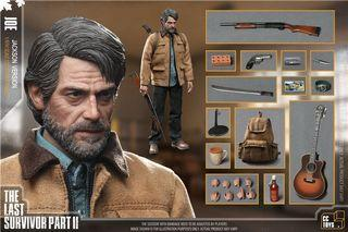 [預訂] CCToys Joe < The Last of Us Part 2 > 1/6 可動人偶模型 The Last Survivor 最後生還者