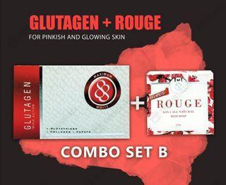 💯 Original Combo B = Rouge+ Glutagen