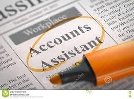 Account Assistant (AP)