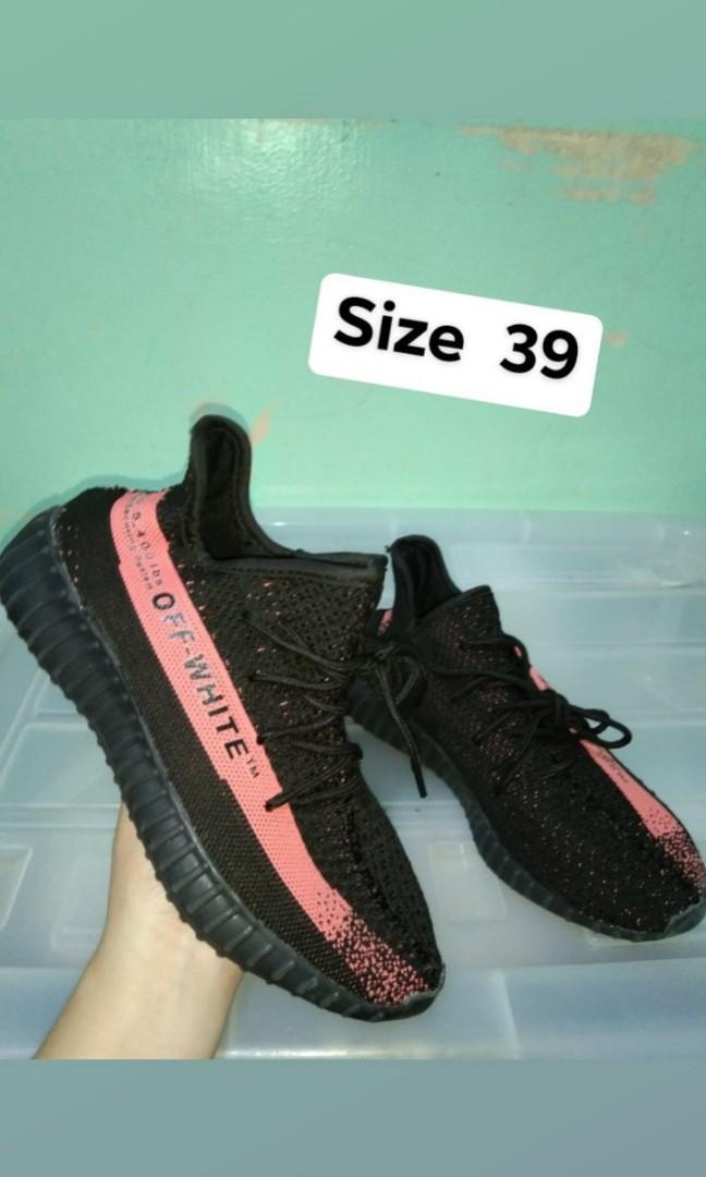 Adidas Yeezy Size 39 Men S Fashion