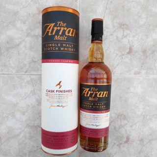 The Arran Amarone Cask Finish Single Malt Whisky 700ml