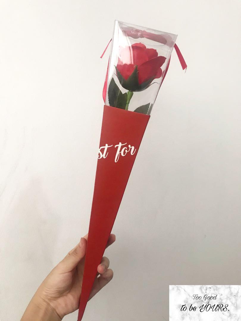 Bunga Valentine (Red Rose 🌹)