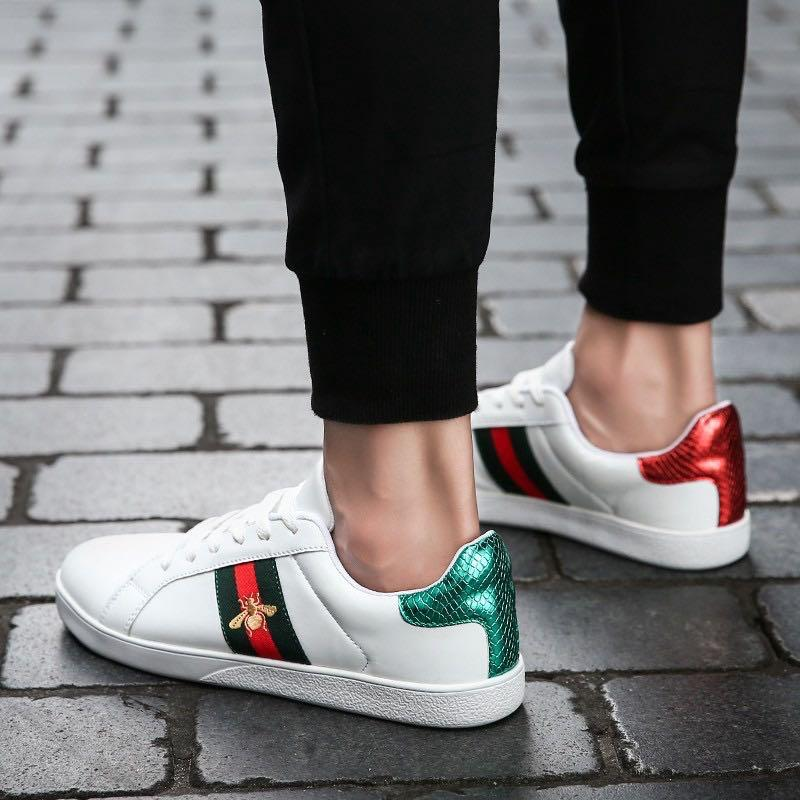 Gucci Shoes, Men's Fashion, Footwear, Sneakers on Carousell