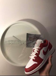 Jordan 1 Low Gym Red (Multiple Sizes)