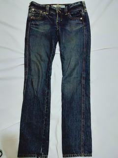 Levi's  25腰牛仔褲單寧褲