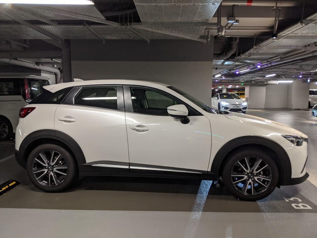 Mazda CX-3 GVC 2.0 i-Plus Auto