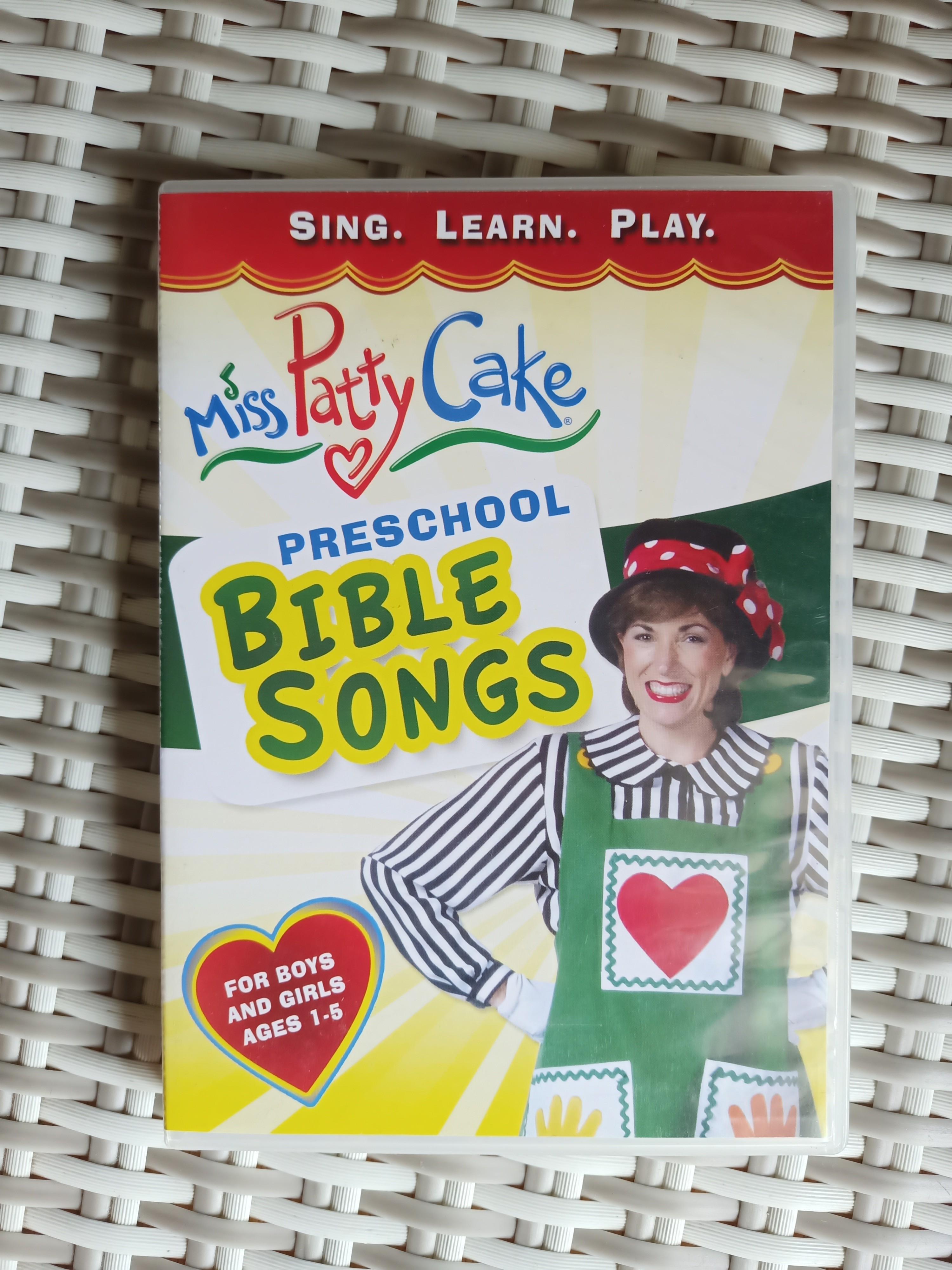 Miss Patty Preschool Bible Songs