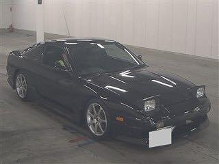 Nissan 180 SX TYPE S Manual