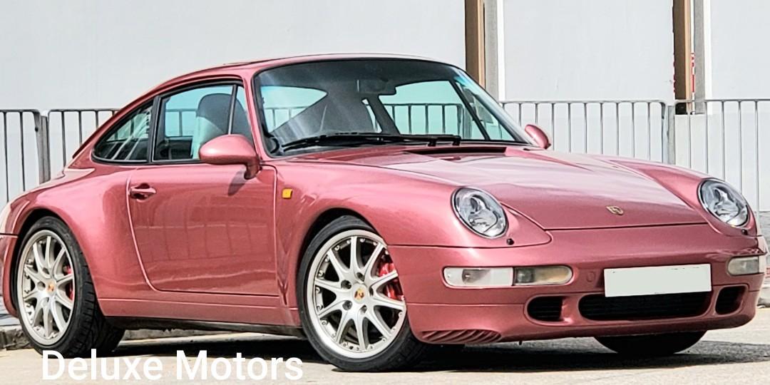 Porsche 911 Carrera 2 (993) Auto