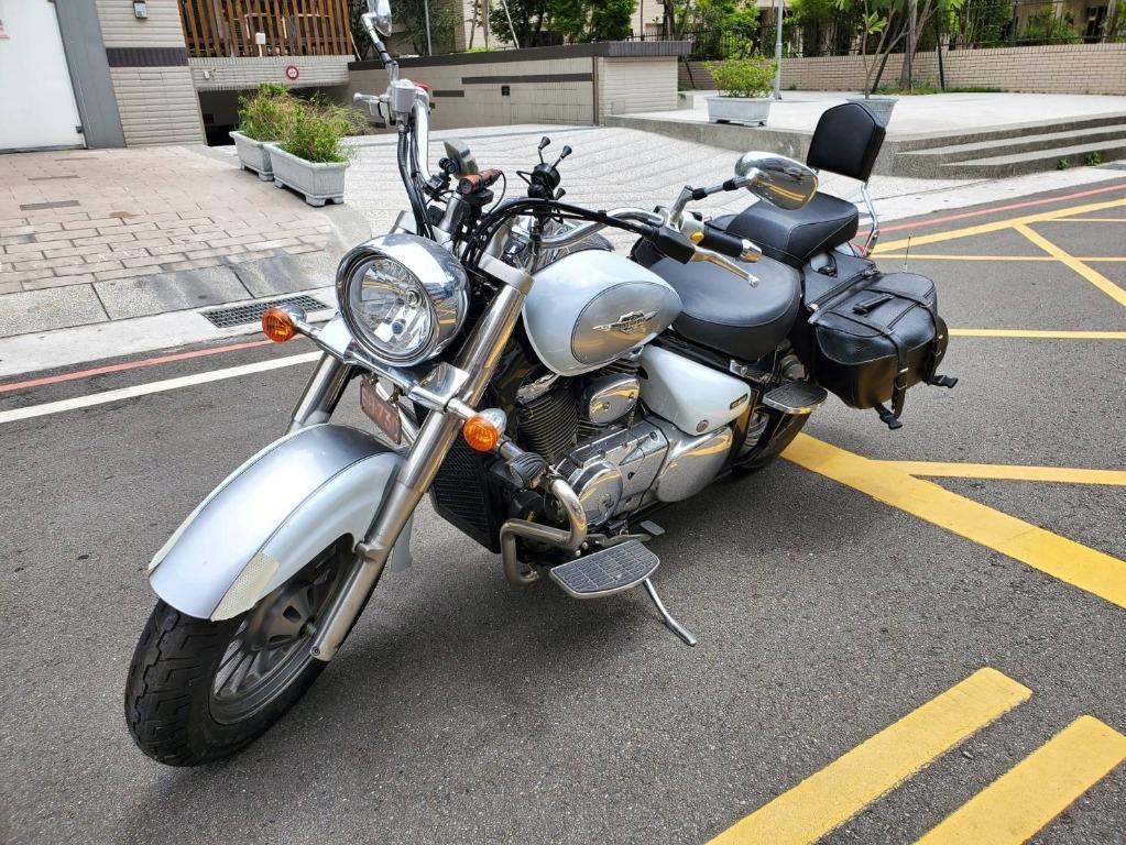 SUZUKI C800 VL800 美式機車