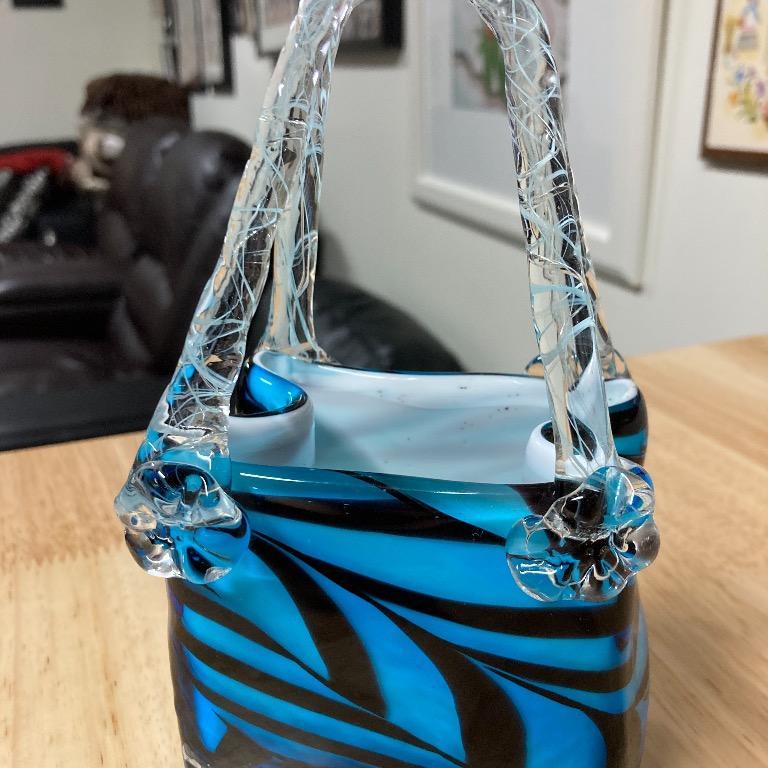 Vase Bag (Glass) display Small
