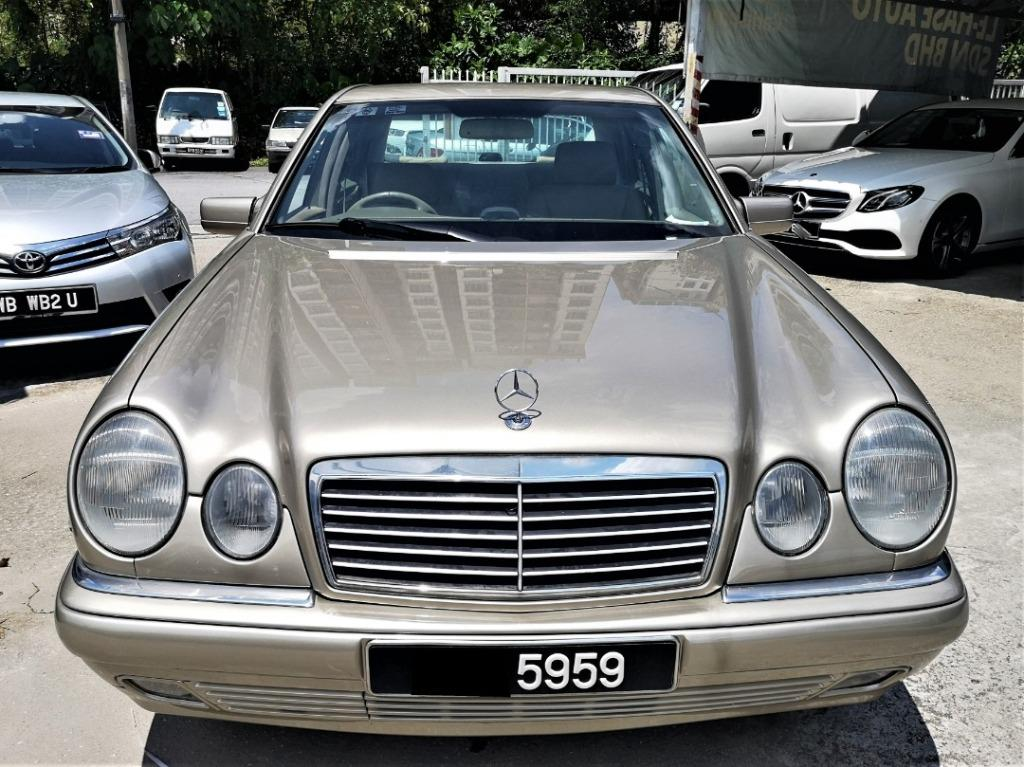 1998 Mercedes-Benz E240 2.4 (A) [TIP-TOP CONDITION][E200][C200][PROMOTION]