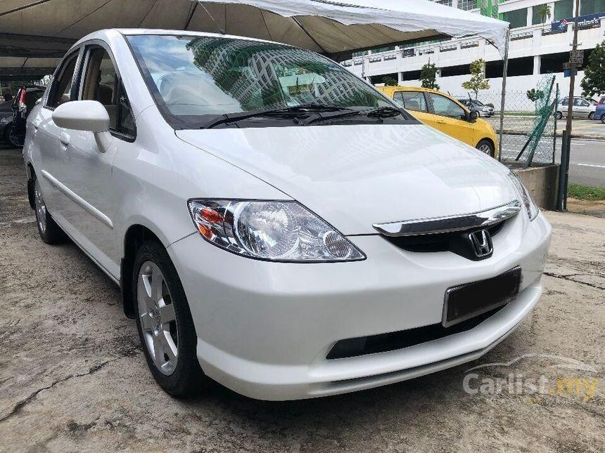 2004 Honda City 1.5 VTEC Sedan One Owner Android Player Amplifier and Sub-woofer http://wasap.my/601110315793/City2004