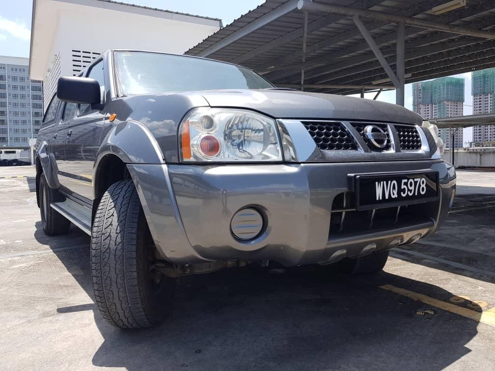 2011 Nissan FRONTIER 2.5 (M) 4X4 CASH
