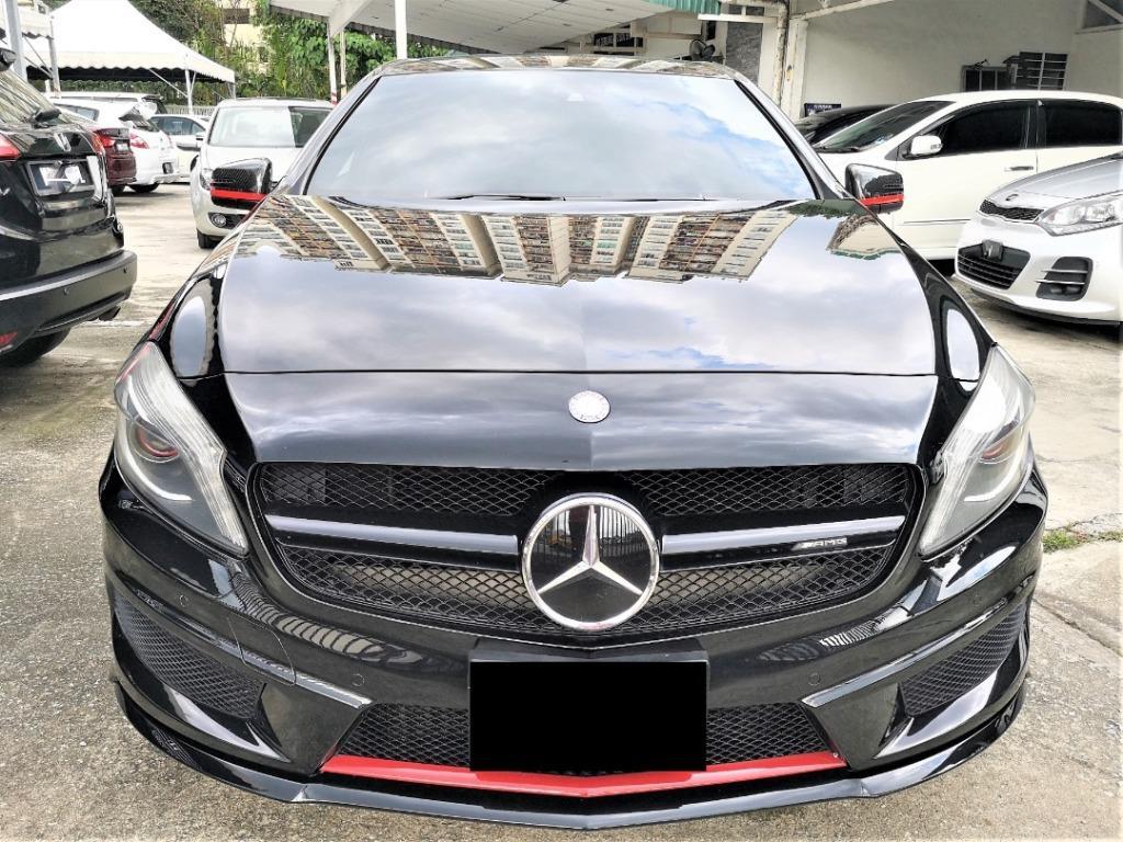 2013 REGISTER 2016 Mercedes-Benz A250 2.0 Sport Hatchback [1 YEAR WARRANTY][1 OWNER][AMG][PROMOTION]