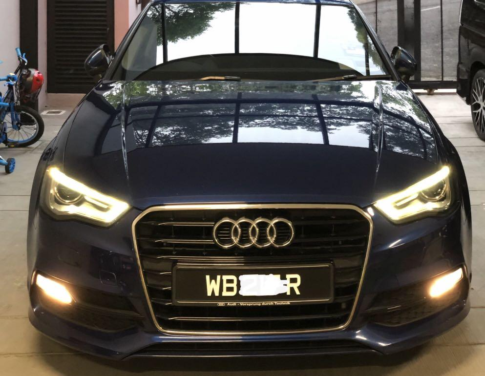 2015 Audi A3 S-line Limited Edition
