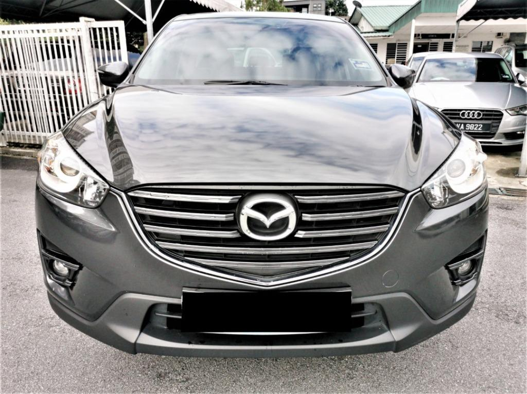 2016 Mazda CX-5 2.0 SKYACTIV-G GL SUV [1 YEAR WARRANTY][45,000KM ONLY][1 OWNER][TIPTOP CONDITION][LIKE SHOWROOM CAR]