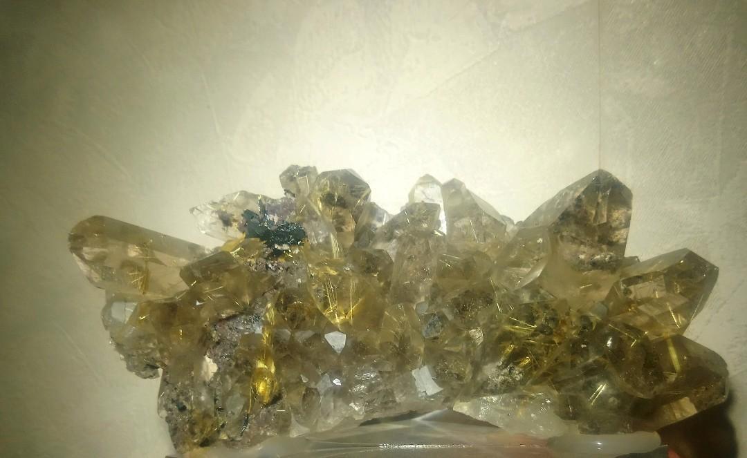 高質鈦晶晶簇
