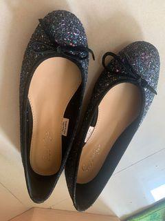 閃亮亮娃娃鞋