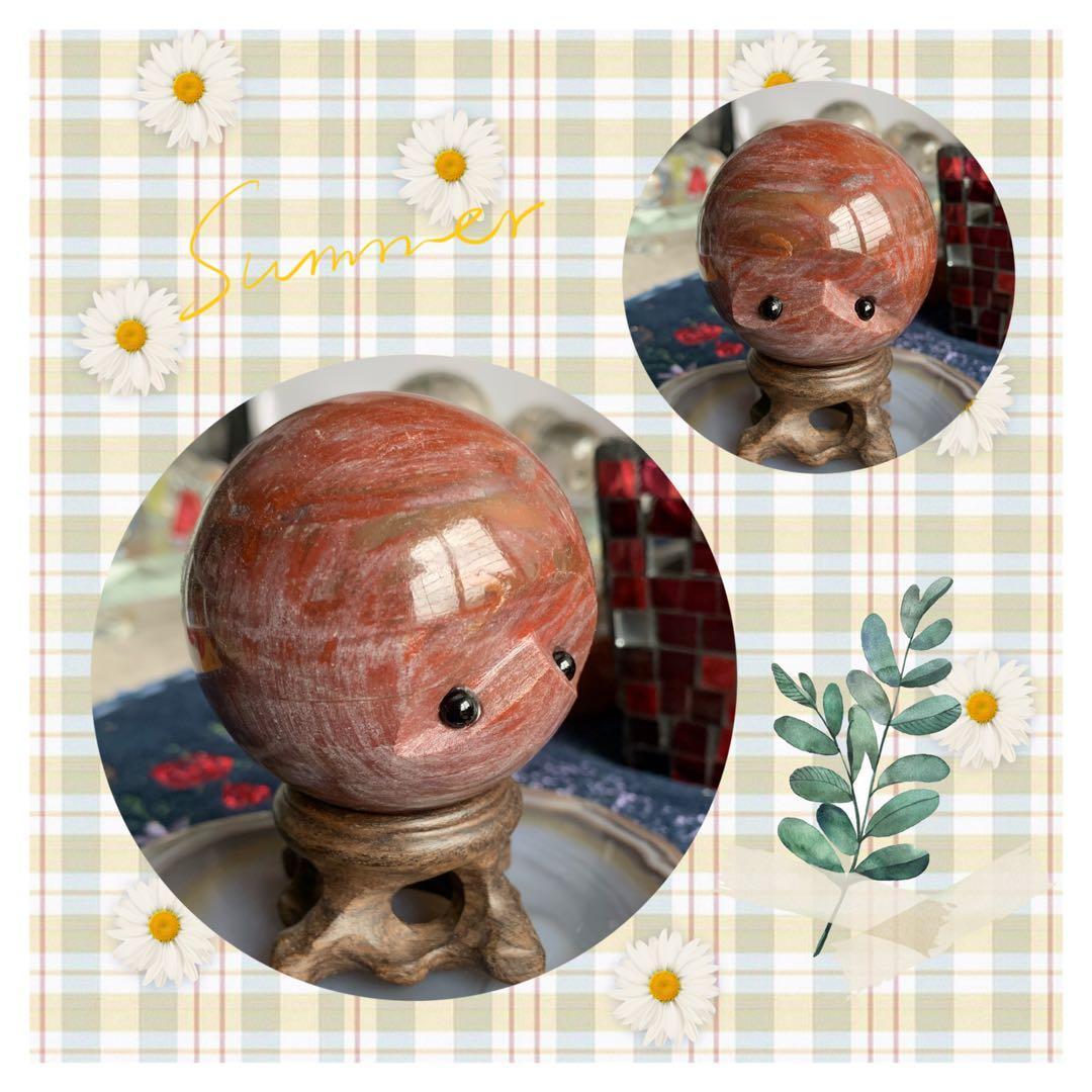 🦔🈹木化石 頭盔刺蝟 天然水晶礦石