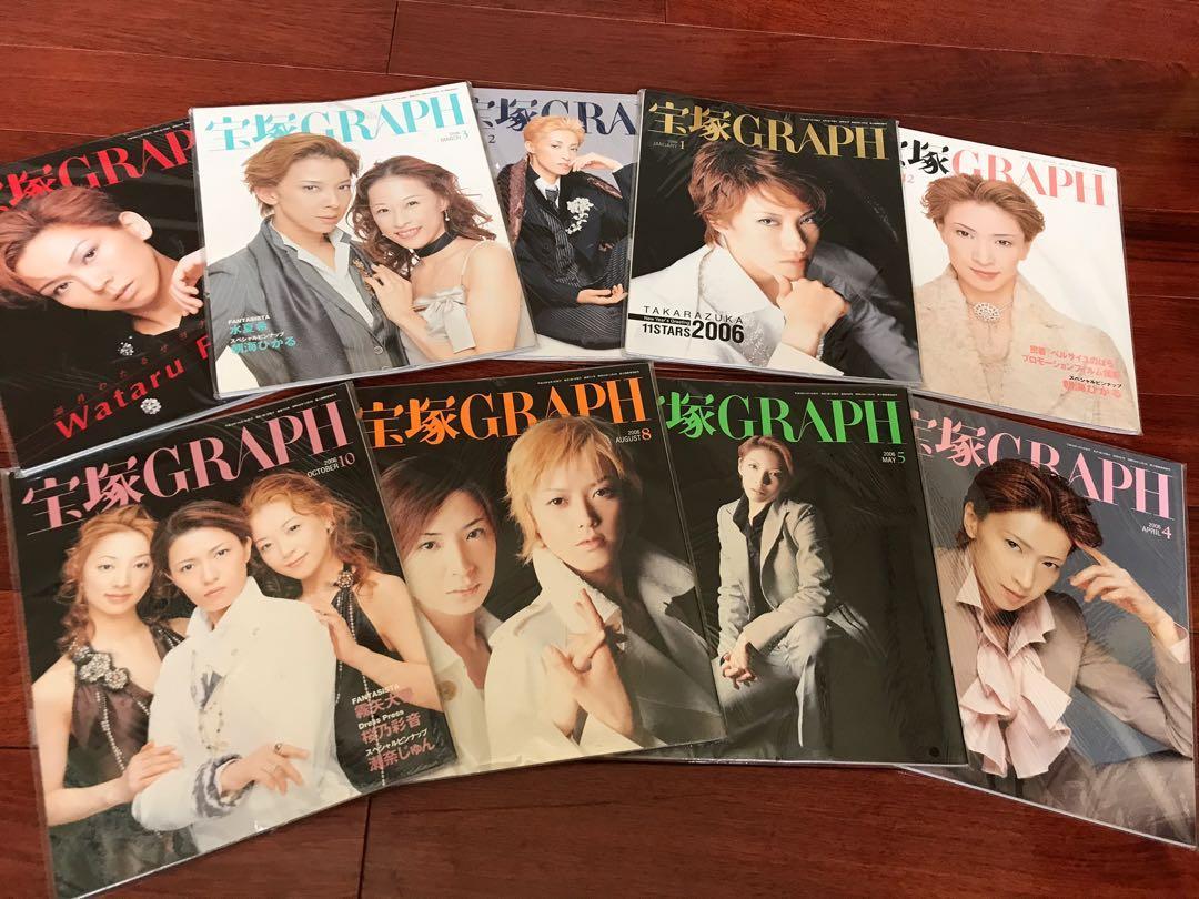 寶塚 GRAPH