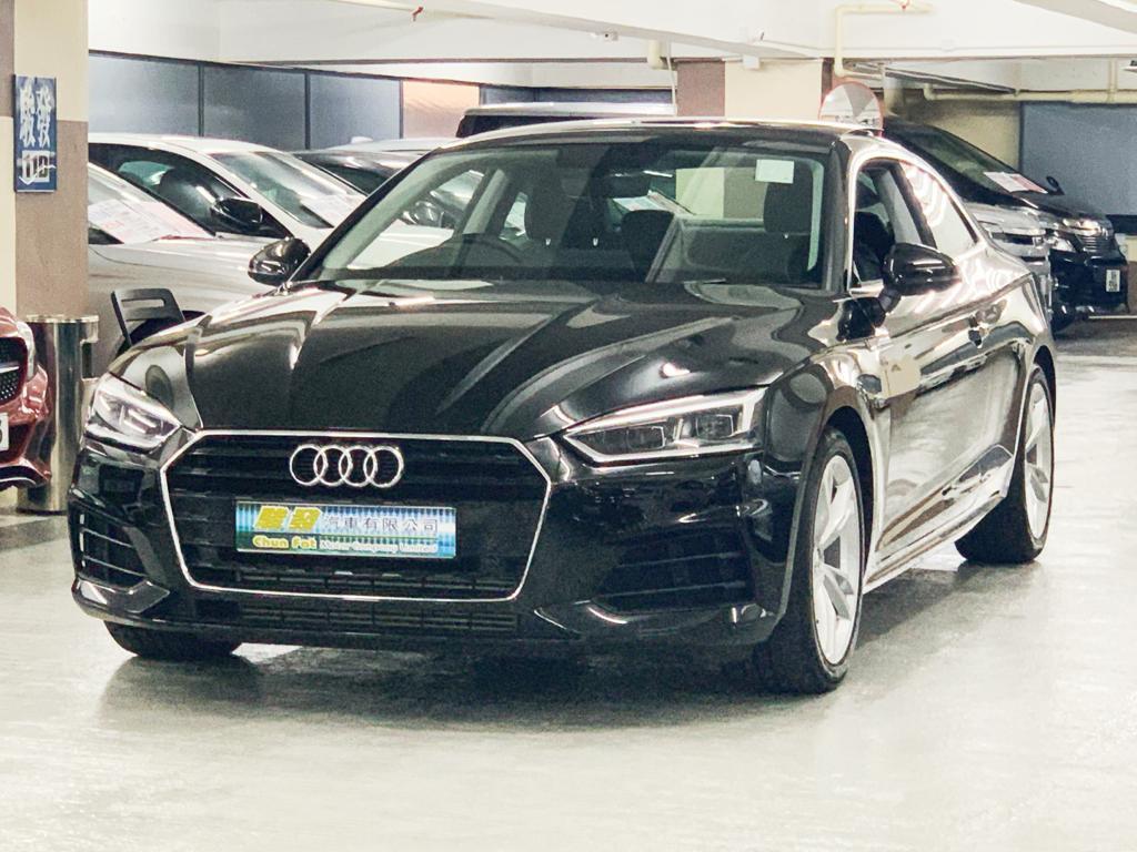Audi A5 Coupe 2.0 TFSI quattro S tronic Sport (A)