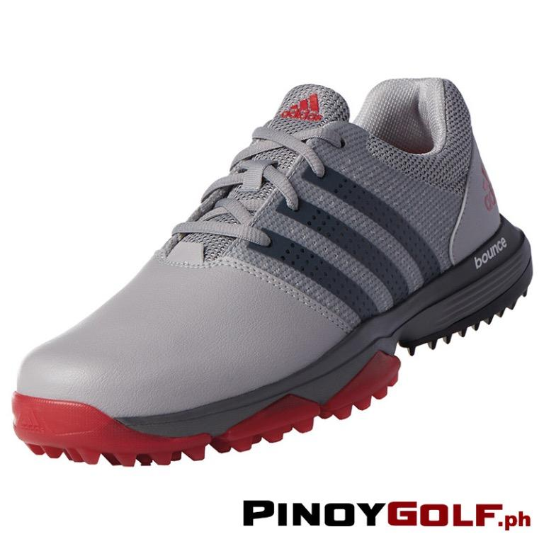 Bnew Adidas 360 Traxion Onix Golf Shoes Mens 9 9.5 USA, Men's ...