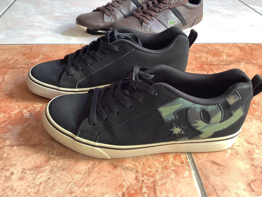Dc shoes camo, Men's Fashion, Footwear