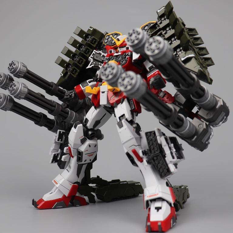 Gundam Heavyarms Supernova