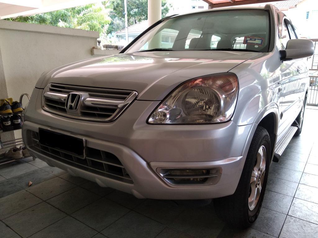 **Honda CR-V 2.0L I-VTEC(A) 2004**