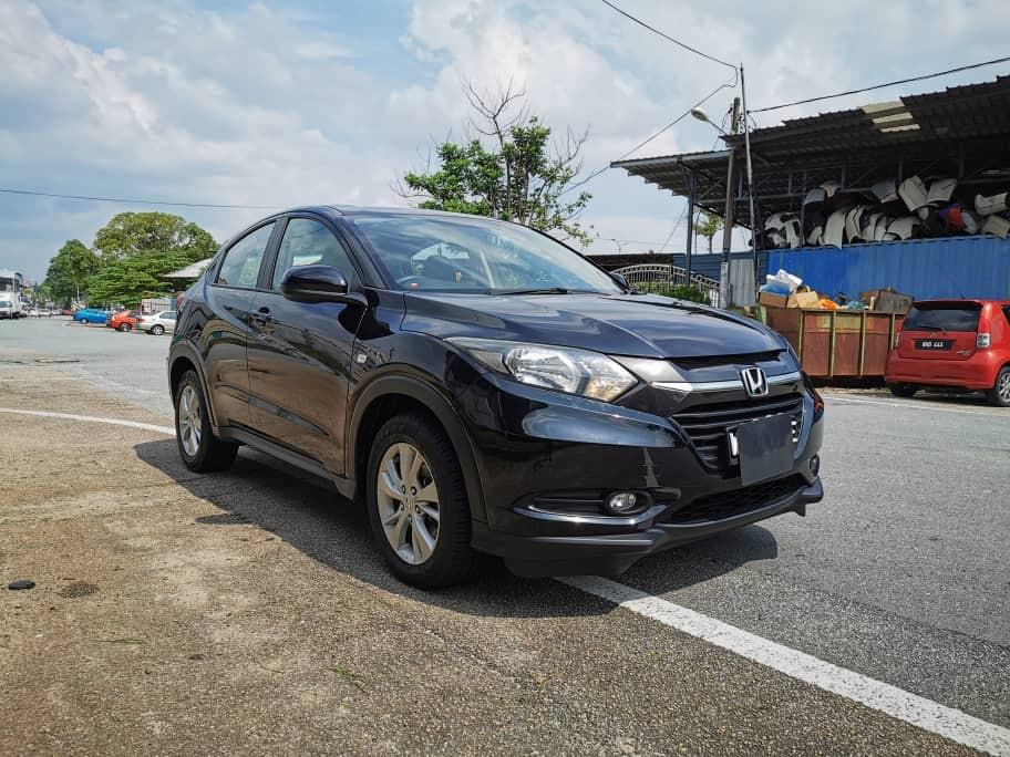HONDA HRV 1.8AT S SPEC 2015TH