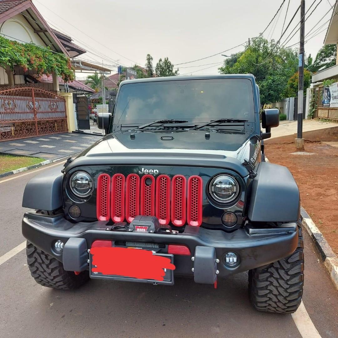 Jeep CRD 2012