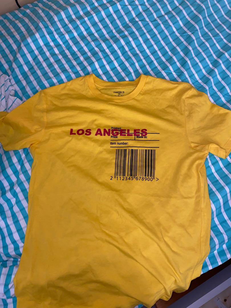 LA Forever 21 shirt