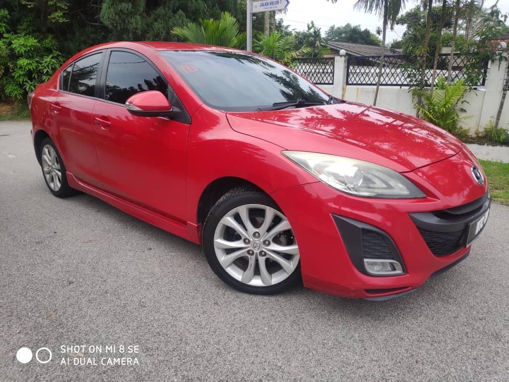 Mazda 3 sport 2.0 auto 2009