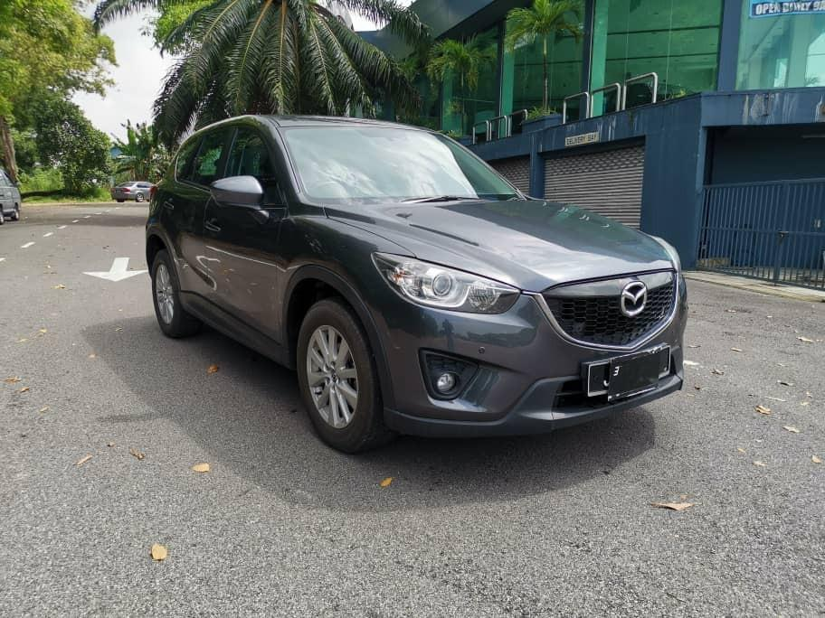 MAZDA CX-5 2.0AT 2015 YEAR