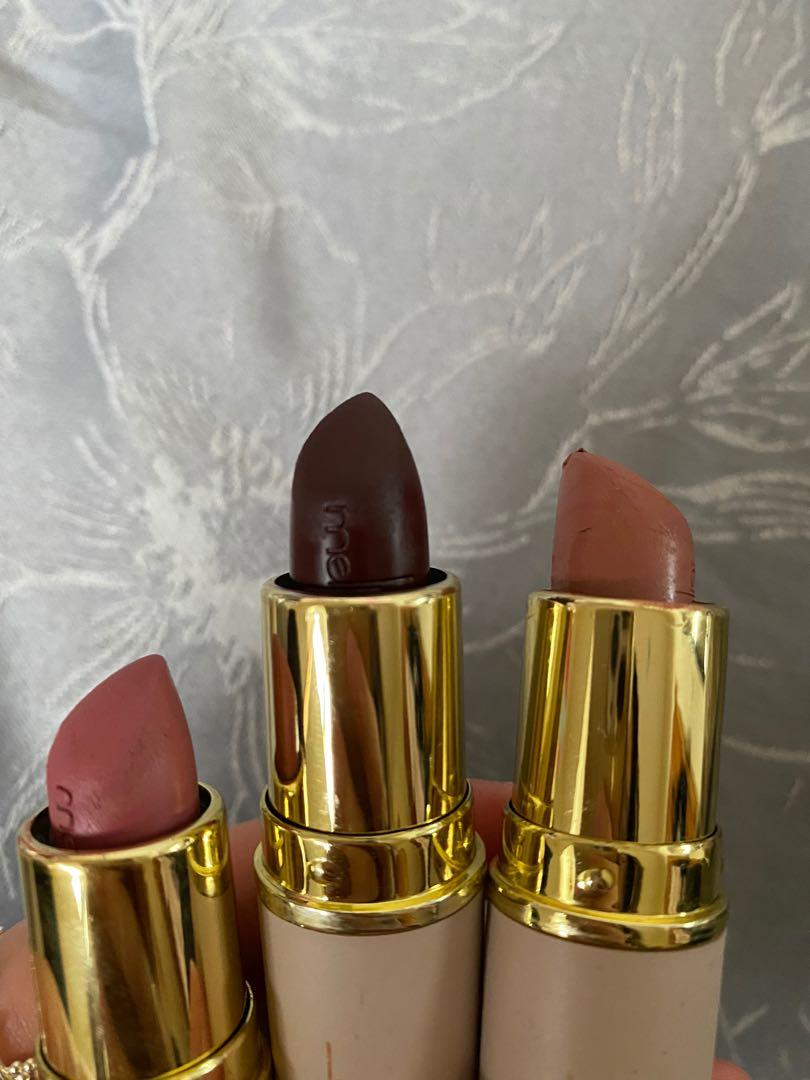 Mellow cosmetics lipsticks matte