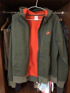 Nike 機能保暖外套 近全新