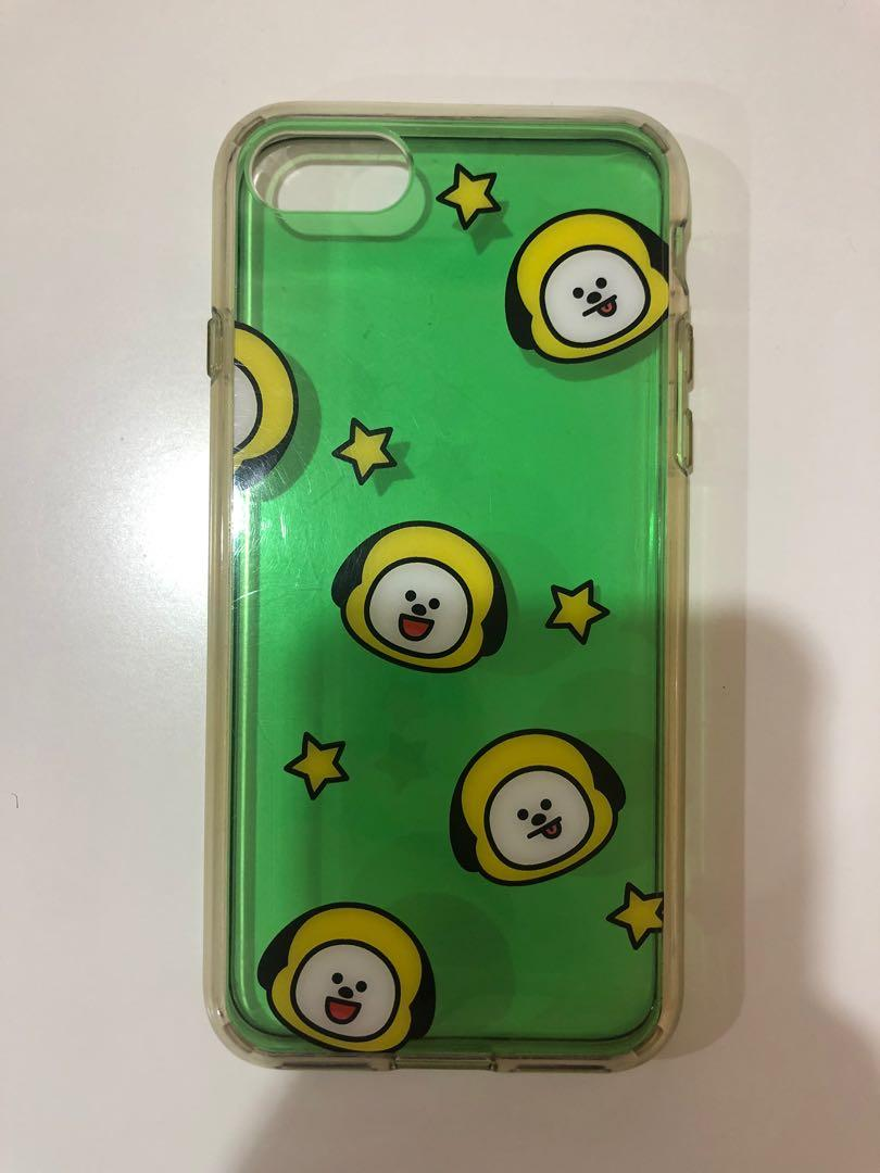 OFFICIAL BT21 Chimmy iPhone 7/8 case
