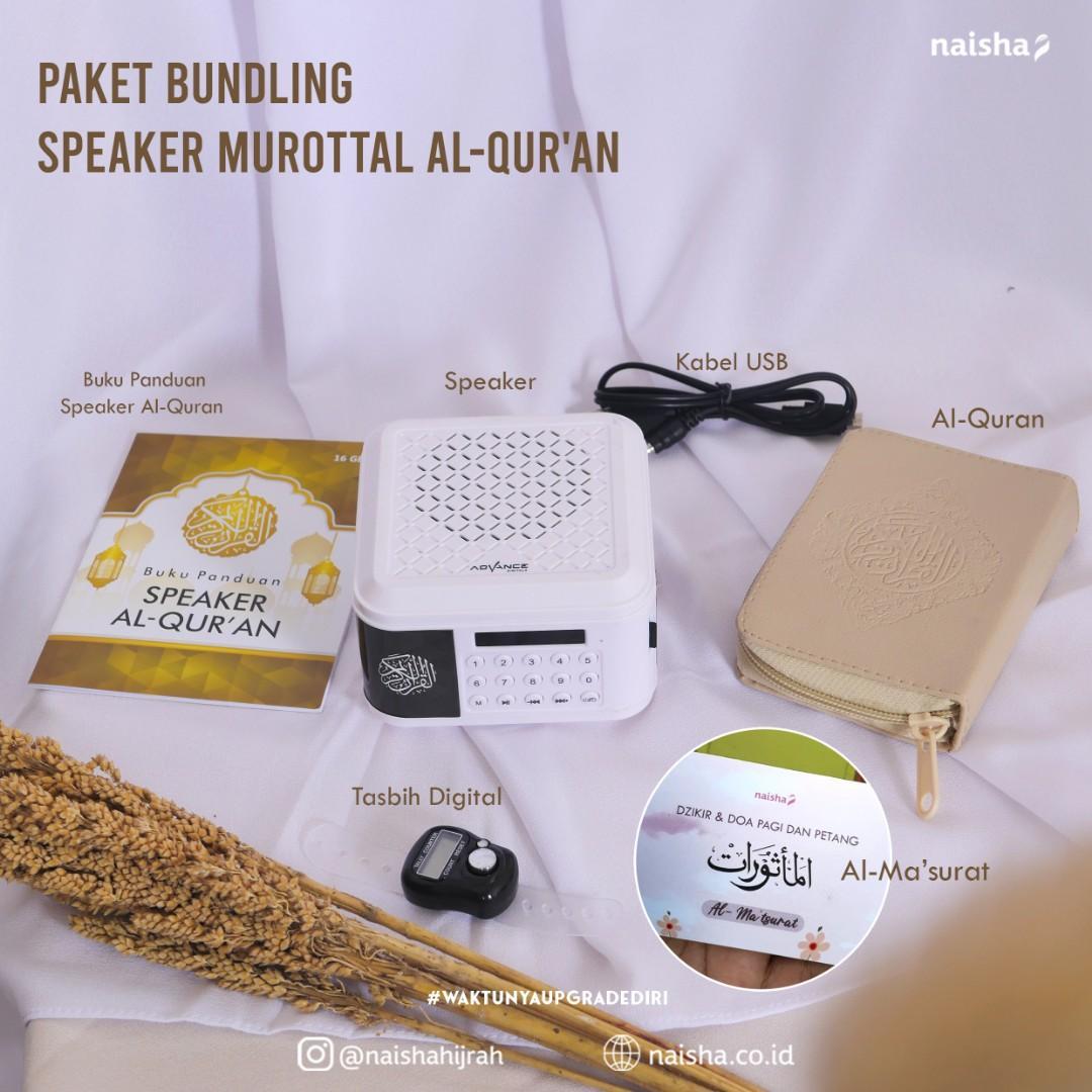 Paket Building Speaker Qur'an