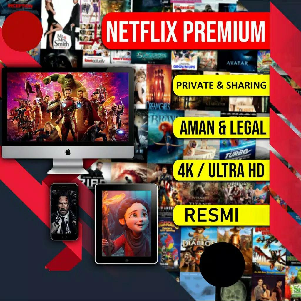 (PRIVATE) Netflix Premium Package