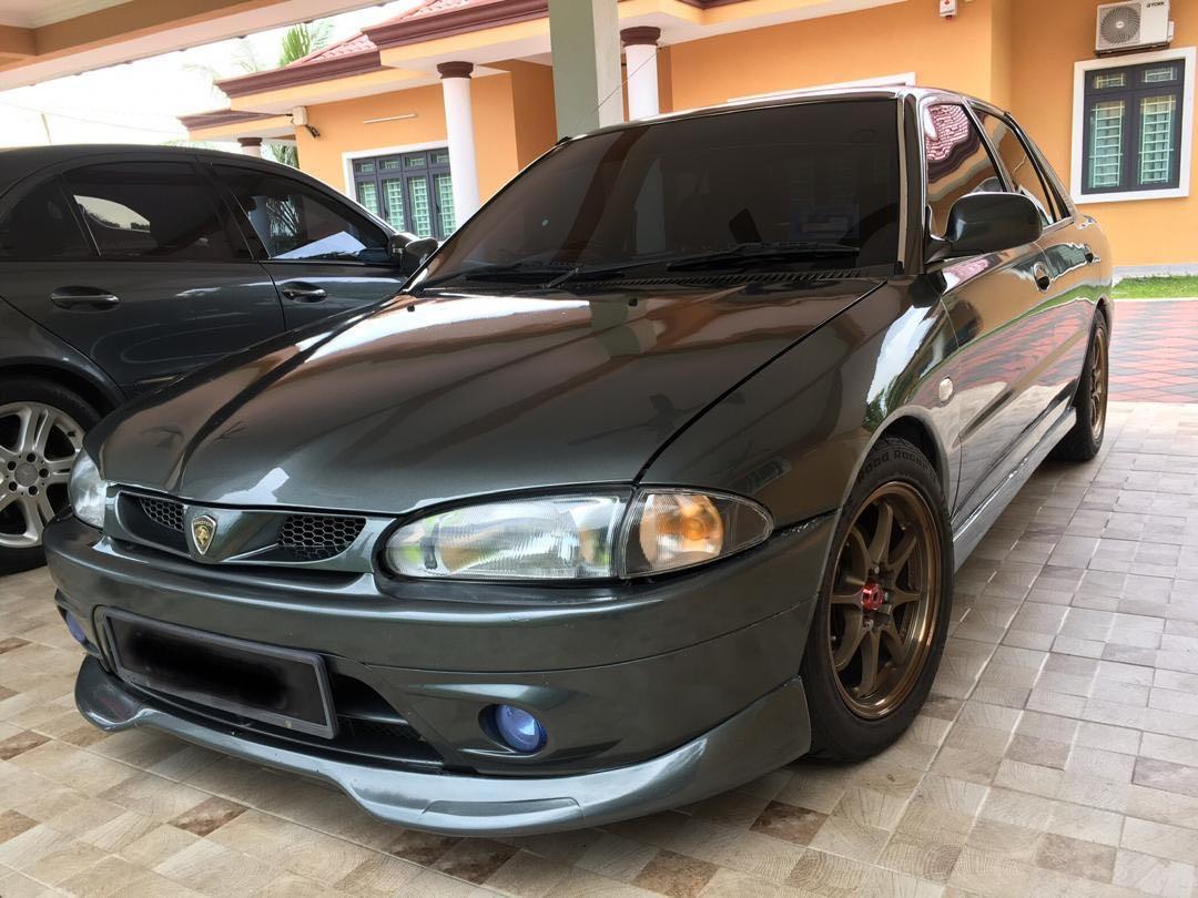Proton Wira 1.6 2000