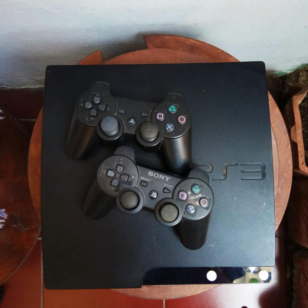 Ps 3 slim 500gb fullset