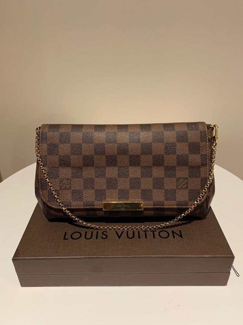 Rare Authentic Louis Vuitton MM Favorite