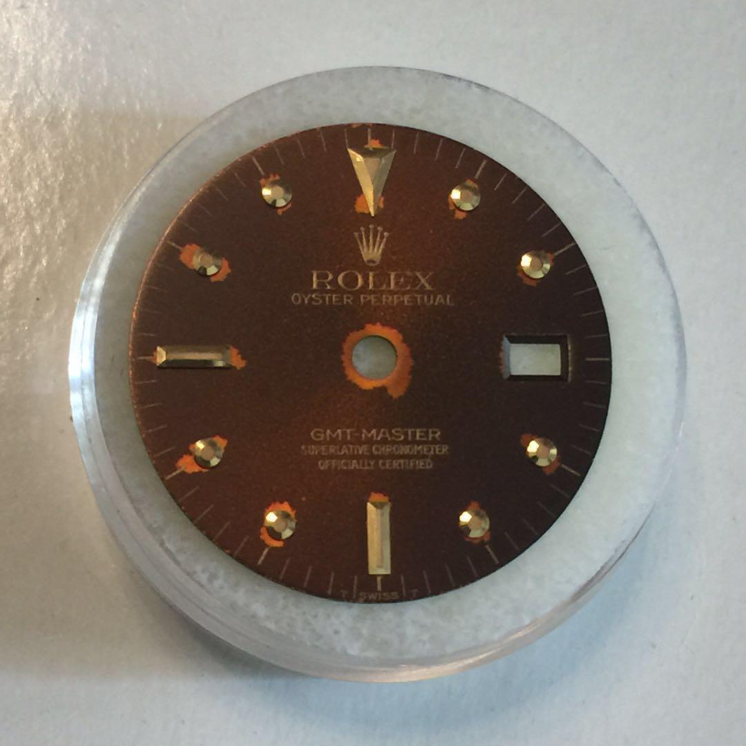 Rolex 16753 1675 16758 brown tropical dial