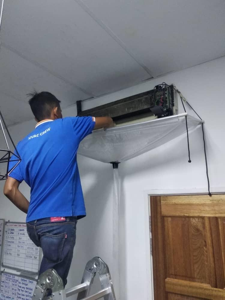 Servis Aircond Murah Services Home Services Aircon Services On Carousell