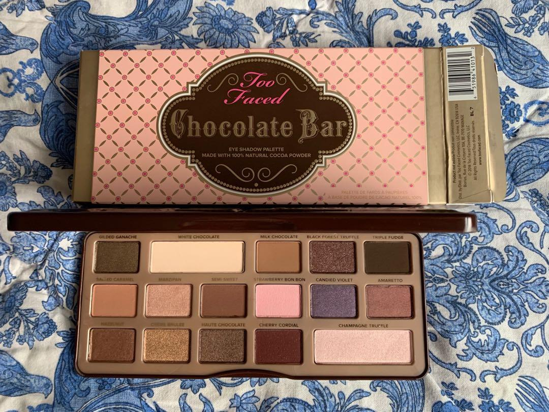 Too Faced Chocolate 🍫 palette