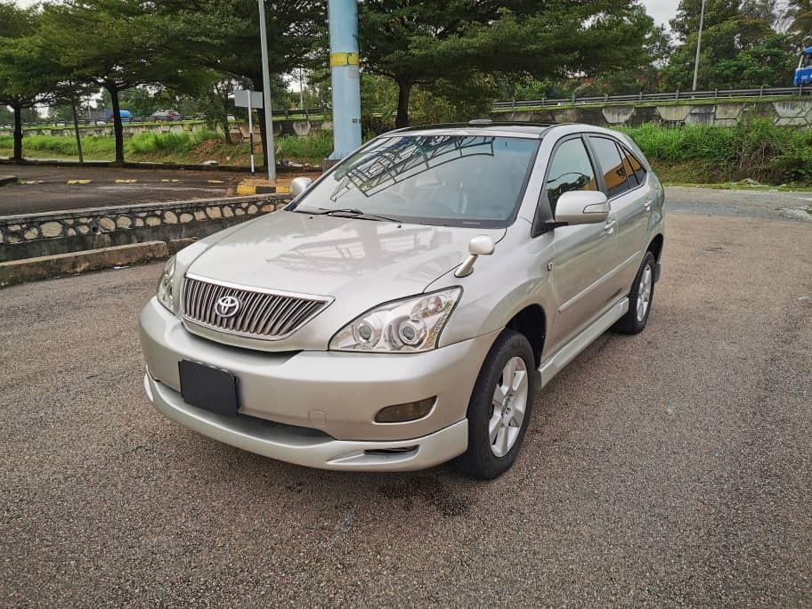 TOYOTA HARRIER 2.4AT 2005TH