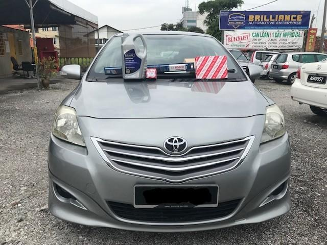 Toyota Vios 1.5 E 2012