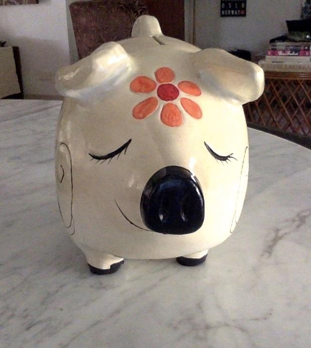 Vintage Antique Piggy Bank Furniture Home Decor Antiques On Carousell