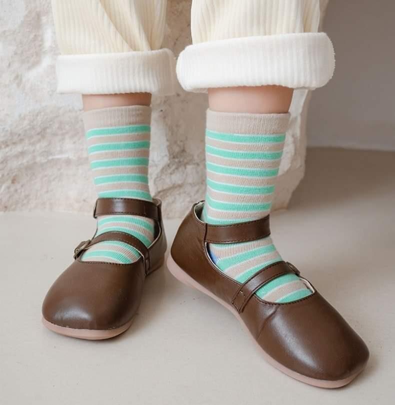 【預購】兒童襪子組(3入)